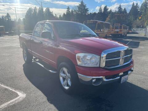 2007 Dodge Ram Pickup 1500 for sale at SNS AUTO SALES in Seattle WA