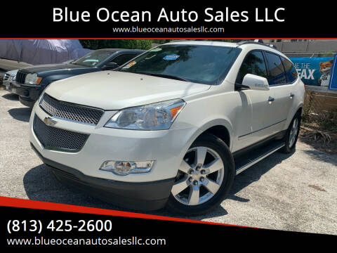 2012 Chevrolet Traverse for sale at Blue Ocean Auto Sales LLC in Tampa FL