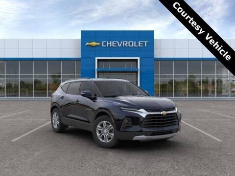 2020 Chevrolet Blazer for sale at Bob Clapper Automotive, Inc in Janesville WI