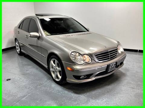 2006 Mercedes-Benz C-Class for sale at AMG Auto Sales in Rancho Cordova CA