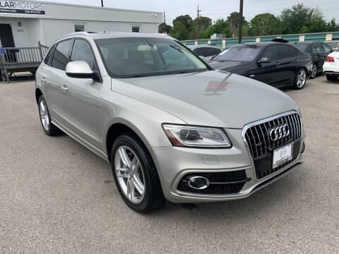 2013 Audi Q5 for sale at KAYALAR MOTORS in Houston TX