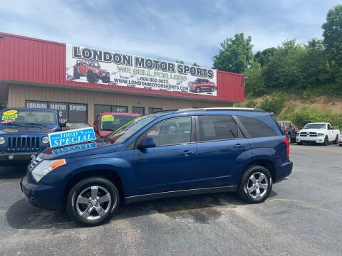 2008 Suzuki XL7 for sale at London Motor Sports, LLC in London KY