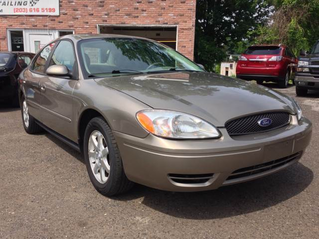 2007 Ford Taurus for sale at Auto King Picture Cars in Pound Ridge NY