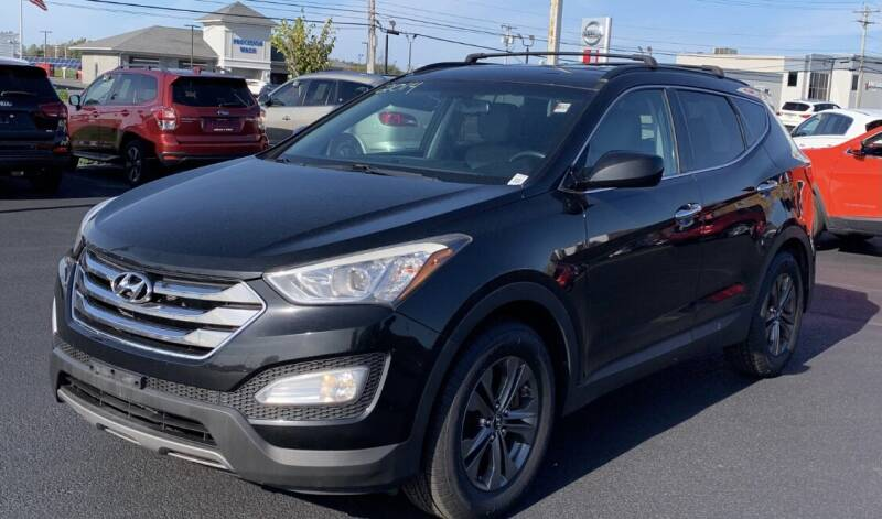 2014 Hyundai Santa Fe Sport for sale at Father & Sons Auto Sales in Leeds NY