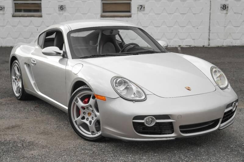 2006 Porsche Cayman for sale at Vantage Auto Wholesale in Moonachie NJ