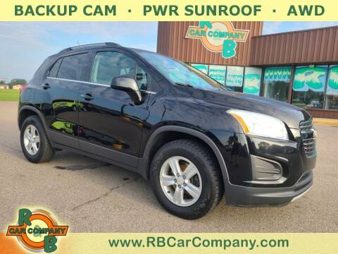 2016 Chevrolet Trax for sale at R & B Car Company in South Bend IN