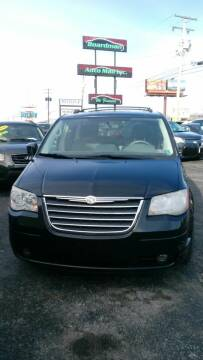 2010 Chrysler Town and Country for sale at Boardman Auto Mall in Boardman OH