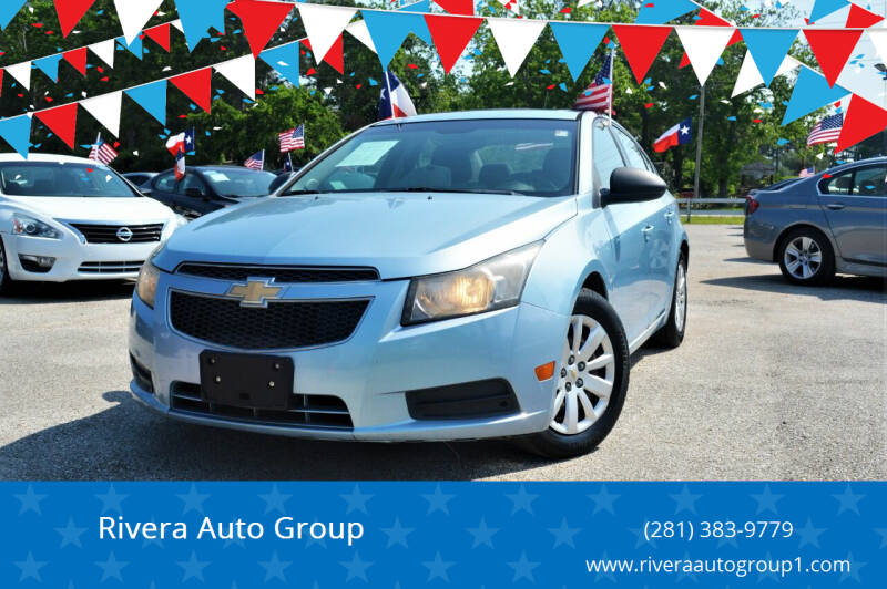 2011 Chevrolet Cruze for sale at Rivera Auto Group in Spring TX