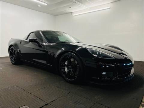 2013 Chevrolet Corvette for sale at Champagne Motor Car Company in Willimantic CT