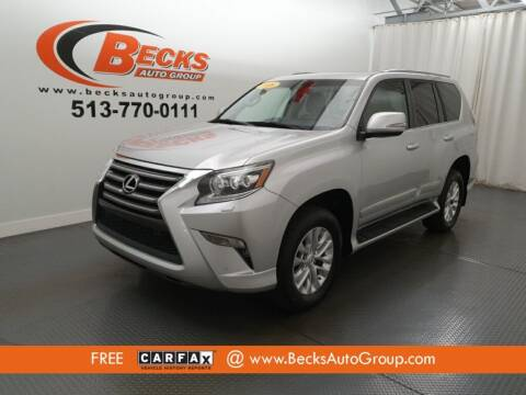 2016 Lexus GX 460 for sale at Becks Auto Group in Mason OH