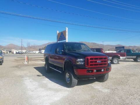 2001 Ford Excursion for sale at Auto Depot in Carson City NV