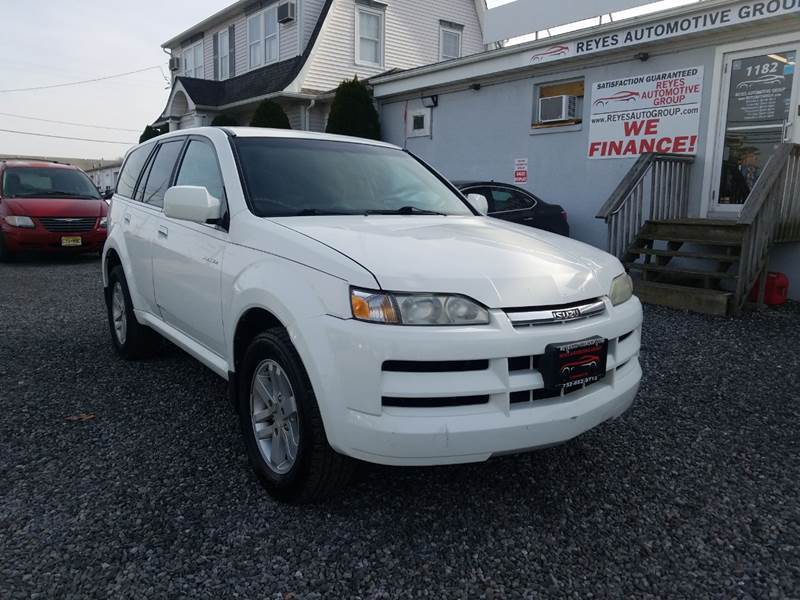 2004 Isuzu Axiom for sale at Reyes Automotive Group in Lakewood NJ