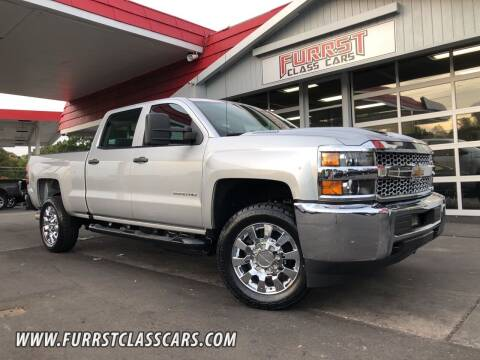 2019 Chevrolet Silverado 2500HD for sale at Furrst Class Cars LLC in Charlotte NC