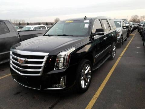 2016 Cadillac Escalade for sale at Coast to Coast Imports in Fishers IN