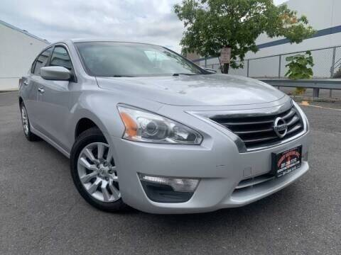 2013 Nissan Altima for sale at JerseyMotorsInc.com in Teterboro NJ