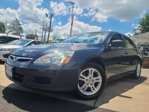 2007 Honda Accord for sale at Express Auto Mall in Totowa NJ