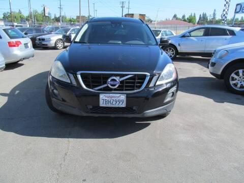 2010 Volvo XC60 for sale at Dealer Finance Auto Center LLC in Sacramento CA
