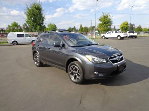 2014 Subaru XV Crosstrek for sale at New Deal Used Cars in Spokane Valley WA