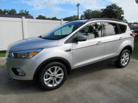 2018 Ford Escape for sale at D & R Auto Brokers in Ridgeland SC