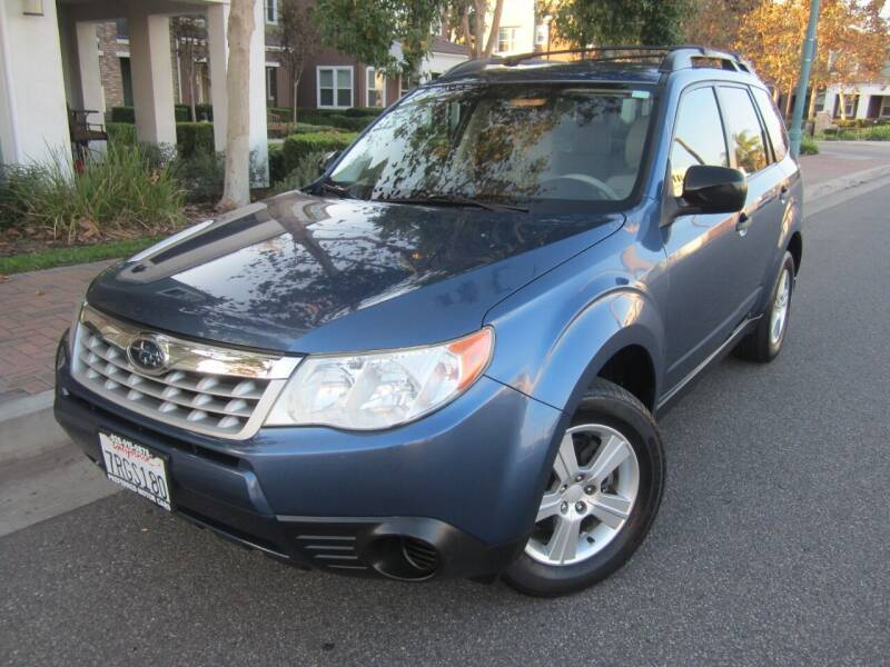 2013 Subaru Forester for sale at PREFERRED MOTOR CARS in Covina CA