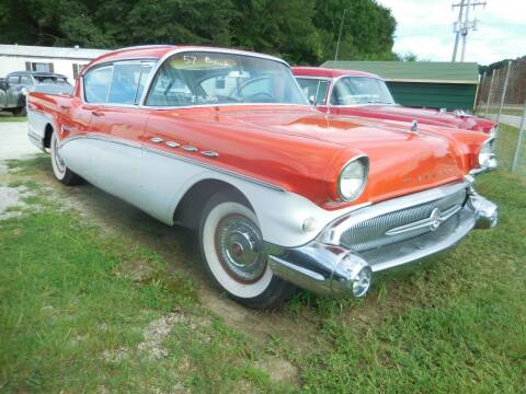 1957 Buick Roadmaster for sale at Classic Cars of South Carolina in Gray Court SC
