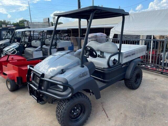 2022 Club Car Carryall 1700 4x4 Gas UTV for sale at METRO GOLF CARS INC in Fort Worth TX