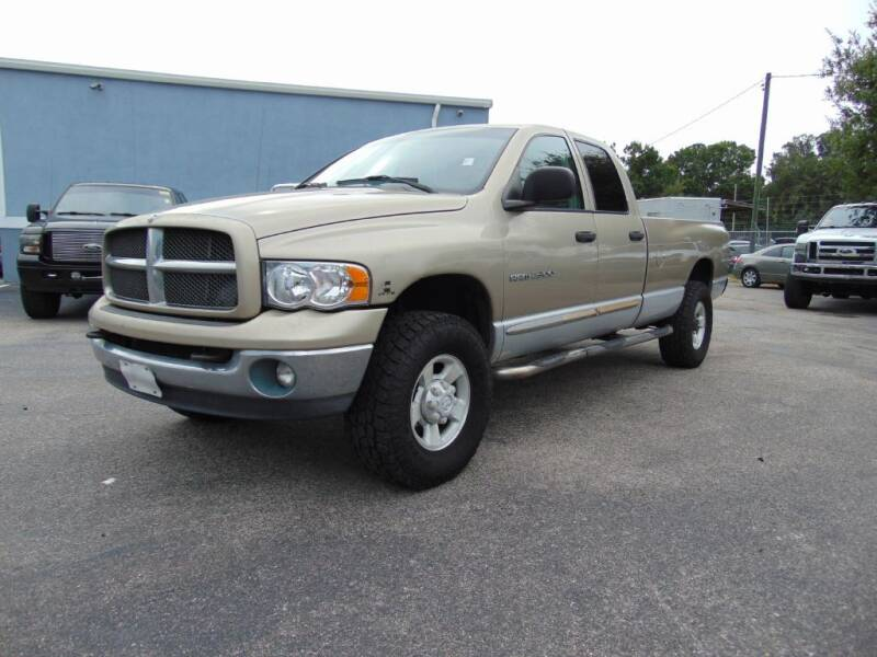 2003 Dodge Ram Pickup 2500 for sale at Ratchet Motorsports in Gibsonton FL