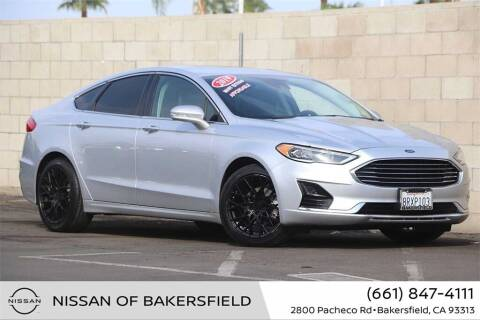 2019 Ford Fusion for sale at Nissan of Bakersfield in Bakersfield CA