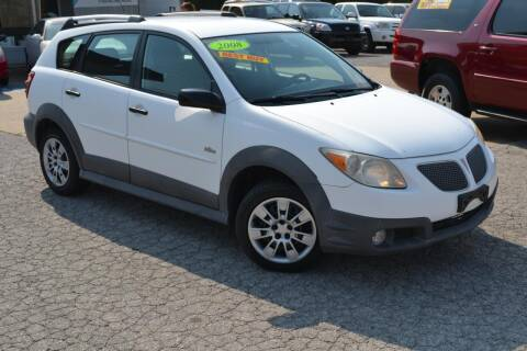 2008 Pontiac Vibe for sale at GLADSTONE AUTO SALES    GUARANTEED CREDIT APPROVAL in Gladstone MO