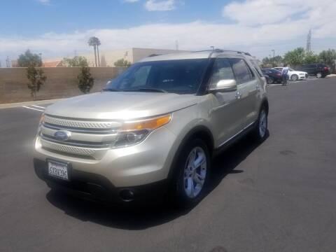 2011 Ford Explorer for sale at Auto Facil Club in Orange CA