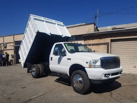 2004 Ford F-450 Super Duty for sale at Vehicle Center in Rosemead CA