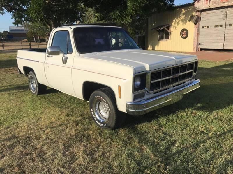 1977 Chevrolet C/K 10 Series for sale at Mafia Motors in Boerne TX