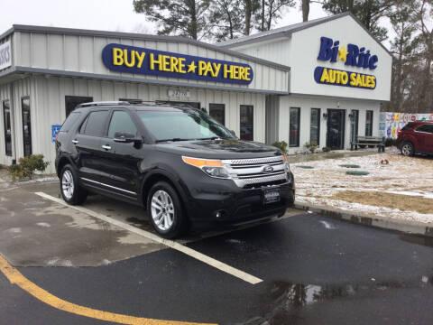2015 Ford Explorer for sale at Bi Rite Auto Sales in Seaford DE