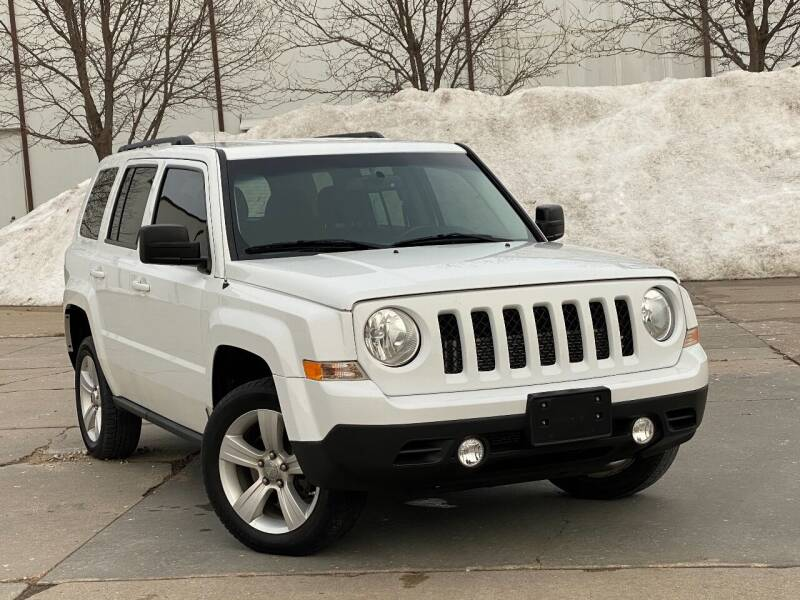 2015 Jeep Patriot for sale at MILANA MOTORS in Omaha NE