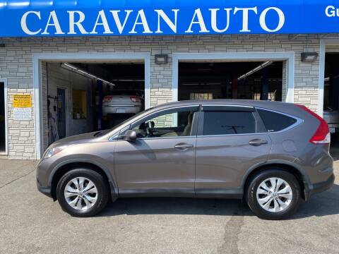2012 Honda CR-V for sale at Caravan Auto in Cranston RI
