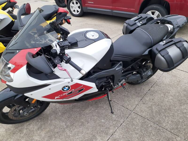 2014 BMW K1300 S for sale at E-Z Pay Used Cars in McAlester OK