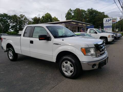 2011 Ford F-150 for sale at Highlands Auto Gallery in Braintree MA