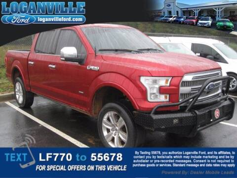 2015 Ford F-150 for sale at Loganville Ford in Loganville GA