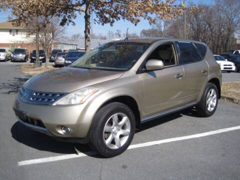 2006 Nissan Murano for sale at Auto Bahn Motors in Winchester VA