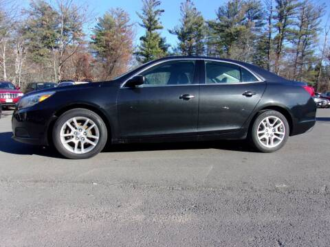 2013 Chevrolet Malibu for sale at Mark's Discount Truck & Auto Sales in Londonderry NH