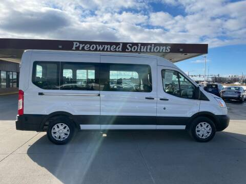 2019 Ford Transit Passenger for sale at Preowned Solutions in Urbandale IA