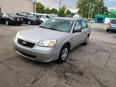 2007 Chevrolet Malibu for sale at MOE MOTORS LLC in South Milwaukee WI