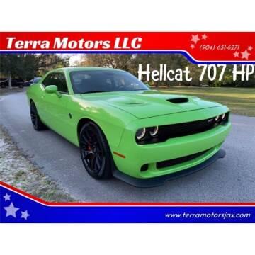 2015 Dodge Challenger for sale at Terra Motors LLC in Jacksonville FL