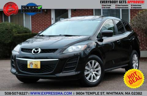 2011 Mazda CX-7 for sale at Auto Sales Express in Whitman MA