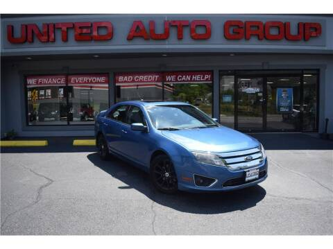 2010 Ford Fusion for sale at United Auto Group in Putnam CT