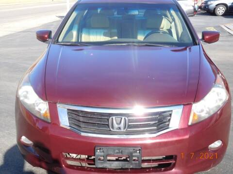 2009 Honda Accord for sale at Southbridge Street Auto Sales in Worcester MA