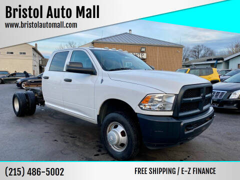 2013 RAM Ram Chassis 3500 for sale at Bristol Auto Mall in Levittown PA