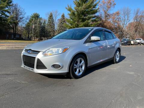 2013 Ford Focus for sale at Northstar Auto Sales LLC in Ham Lake MN