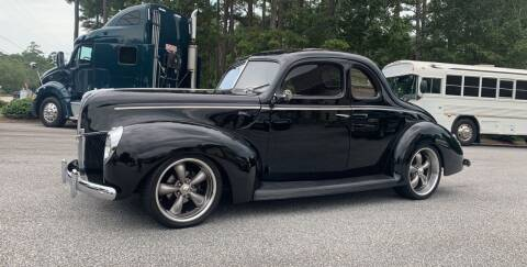 1940 Ford Standard for sale at Leroy Maybry Used Cars in Landrum SC