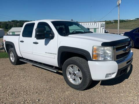 2009 Chevrolet Silverado 1500 for sale at TRUCK & AUTO SALVAGE in Valley City ND